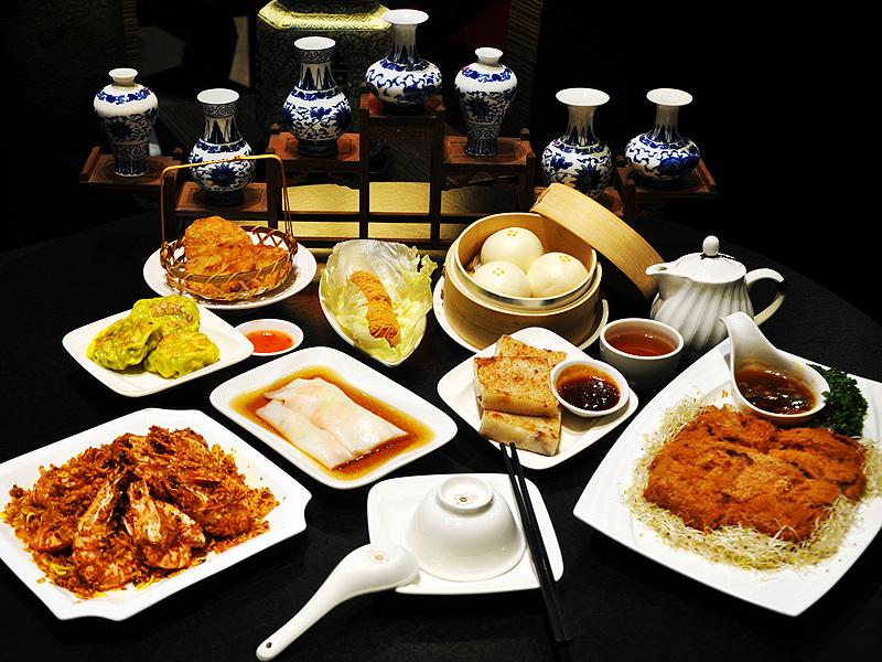 高雄中華港式料理‧蒸鮮腸粉